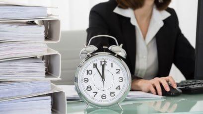 Lavorare più di 25 ore fa male