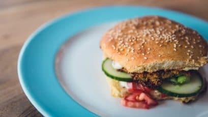 Il CV creativo ispirato a Burger King