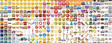 Le emoji si possono usare a lavoro?