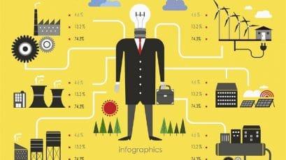 Creare un curriculum con infografica