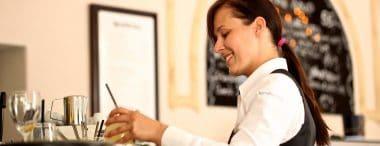 Curriculum per cameriere e barista