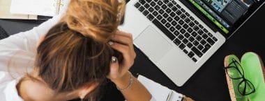 Depressione sul posto lavoro: cosa fare