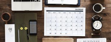 Giornate non lavorative Calendario 2018 (ponti 2018)