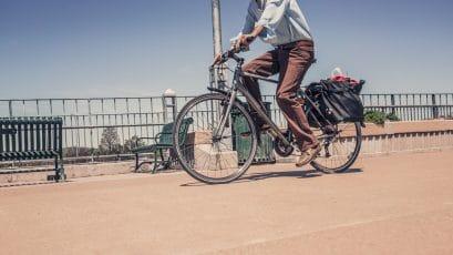 Benefici di andare a lavoro in bicicletta