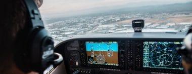 Come diventare pilota di linea