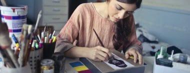 Lavori creativi per chi ama usare l'immaginazione