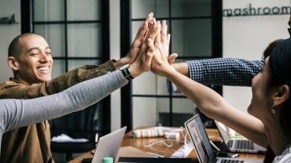 Come trasformare i colleghi in buoni amici