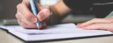 Ci sono occasioni in cui l'inchiostro nero è preferibile a quello blu e viceversa.